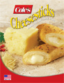 Cheesesticks Flyer