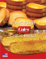 Garlic Toast and Bread Flyer
