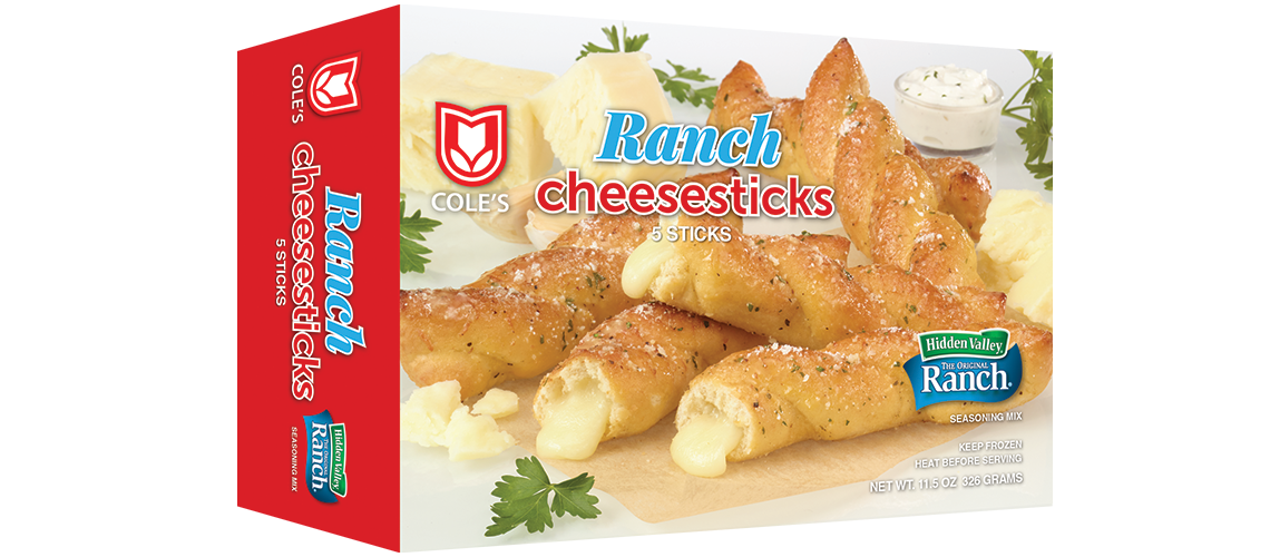 Ranch Cheesesticks