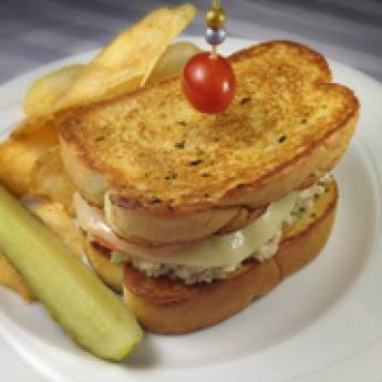 Cole's Texas Toast Sandwich