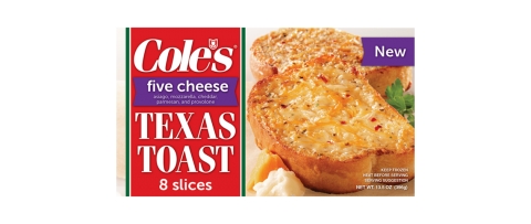 Five Cheese Texas Toast